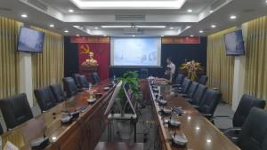 Triển khai phòng họp trực tuyến cho Ban Cơ yếu Chính Phủ