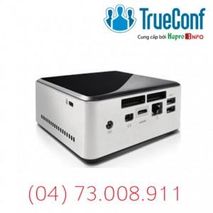 Bộ thiết bị giải mã hình ảnh Hội Nghị Truyền Hình Mini PC – Intel® NUC D54250WYKH – thêm bàn phím + touchpad không dây logitech K400r