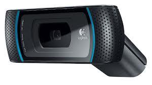 Camera hội nghị truyền hình- Webcam Logitech HD Pro C910