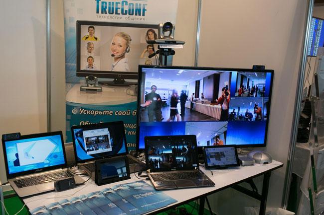 Hình ảnh thực tế giải pháp Hội nghị truyền hình TrueConf