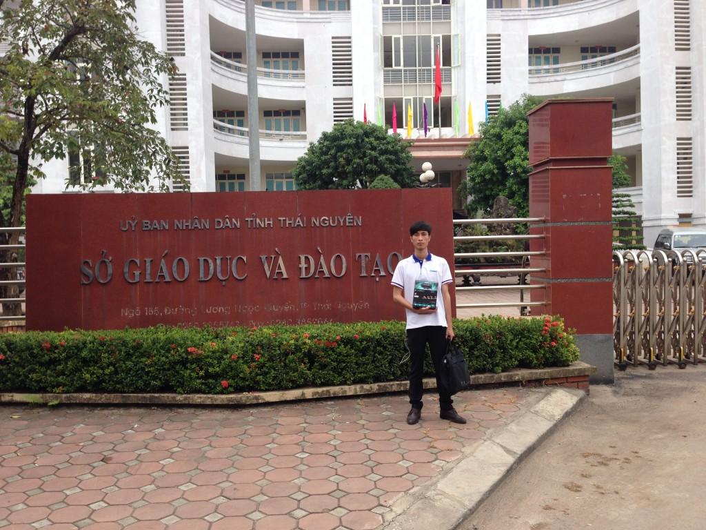 Sở giáo dục và đào tạo tỉnh Thái Nguyên