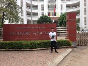 Triển khai hội nghị truyền hình cho Sở GD&ĐT tỉnh Thái Nguyên