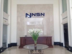 Khách hàng tiêu biểu: Công ty cổ phần Xây dựng và Công nghiệp NSN
