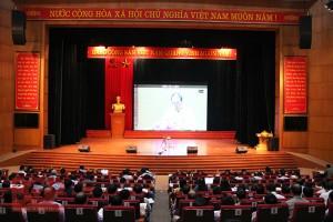 Truyền hình hội nghị 240 điểm cầu tại Bắc Giang