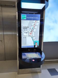 Kiosk TrueConf ở sân bay Istanbul giúp trải nghiệm du lịch tốt hơn.