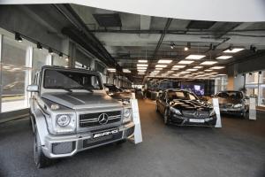 Đại lý cao cấp của Mercedes-Benz thông qua Hội nghị truyền hình TrueConf
