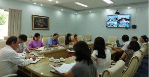 Sở Y Tế Hồ Chí Minh triển khai giải pháp họp trực tuyến Trueconf