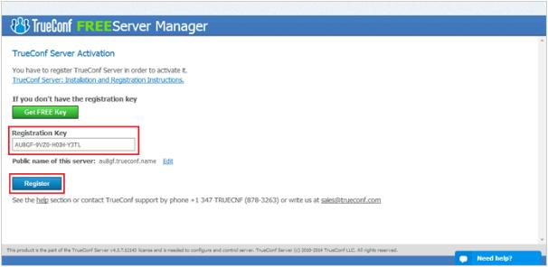 trueconf-server-manager