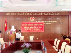 Gặp gỡ đối tác hội nghị truyền hình mới: UBND tỉnh Bắc Giang