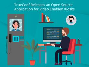 TrueConf phát hành một ứng dụng mã nguồn mở cho các kiosks được kích hoạt video