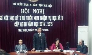 Hà Nội yêu cầu hiệu trưởng không 'làm khổ' giáo viên
