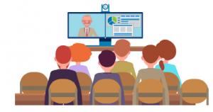 Phần mềm hội nghị truyền hình TrueConf dành cho giáo dục và đào tạo từ xa