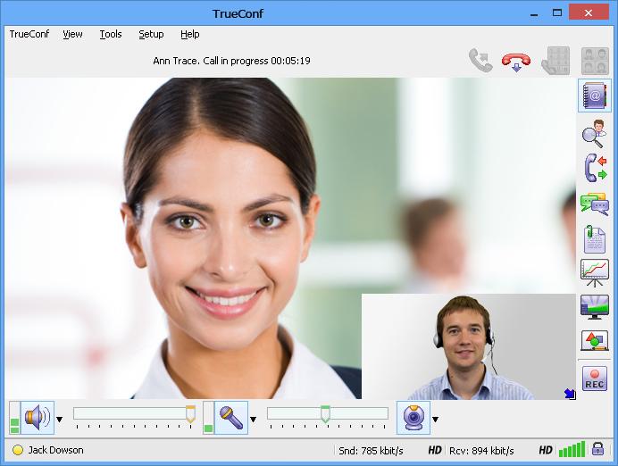 Dịch vụ cho thuê thiết bị hội nghị truyền hình - CloudMeeting