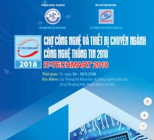 Haproinfo- Trueconf Việt Nam sẽ tham dự hội chợ IT Techmart 2018