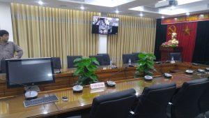 Giải pháp Hội nghị truyền hình đa điểm và ưu điểm của nó