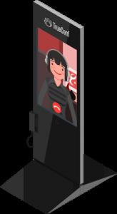 Làm thế nào để thêm phần mềm hội nghị truyền hình vào Kiosk tương tác của bạn?