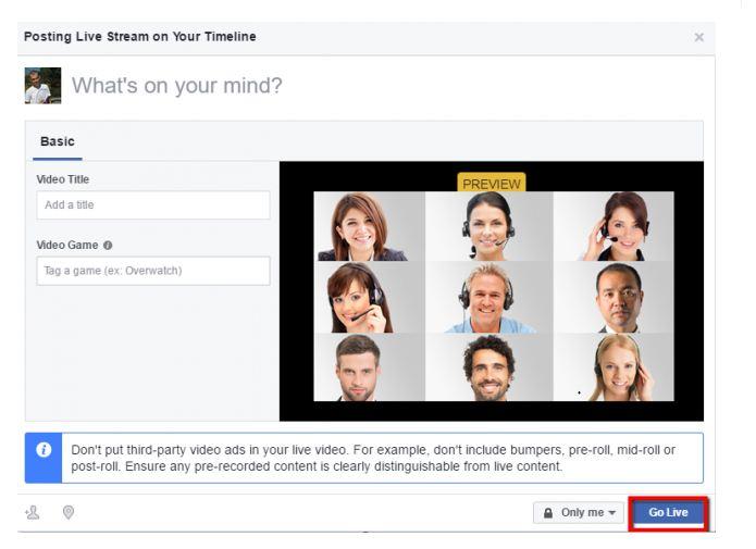 livestream họp trực tuyến lên facebook 19