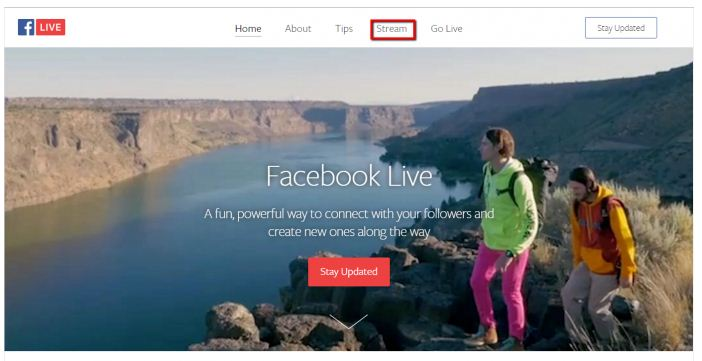 livestream họp trực tuyến lên facebook 7