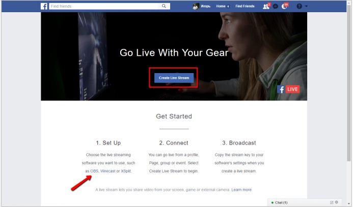 livestream họp trực tuyến lên facebook 9