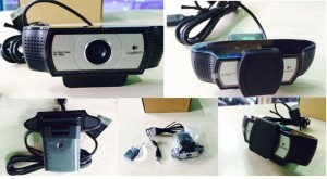 Camera hội nghị truyền hình Logitech HD C930e