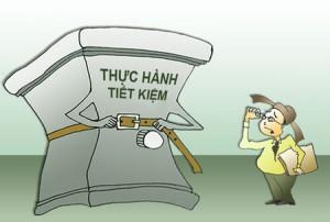 Bài học tiết kiệm từ Bộ trưởng Đinh La Thăng