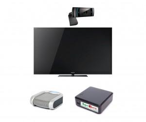 Giải pháp hội nghị truyền hình cho phòng họp nhỏ