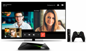 trueconf 4k video conferencing smart tvs