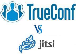 TrueConf vs jitsi