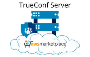 trueconf server da co mat tren aws cloud