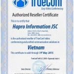 HaproInfo là đại lý chính thức của TrueConf tại Việt Nam