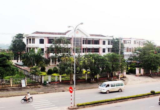 Ủy ban nhân dân huyện Cam Lộ