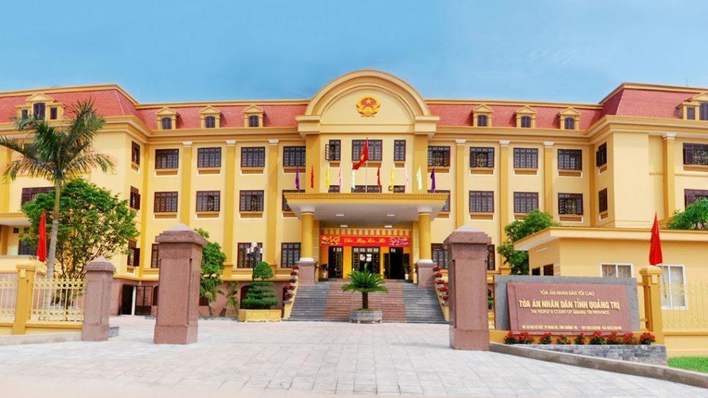Tòa án nhân dân tỉnh Quảng Trị